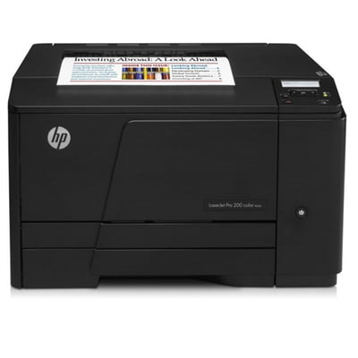 HP Laserjet Pro 401n Printer in Keypad